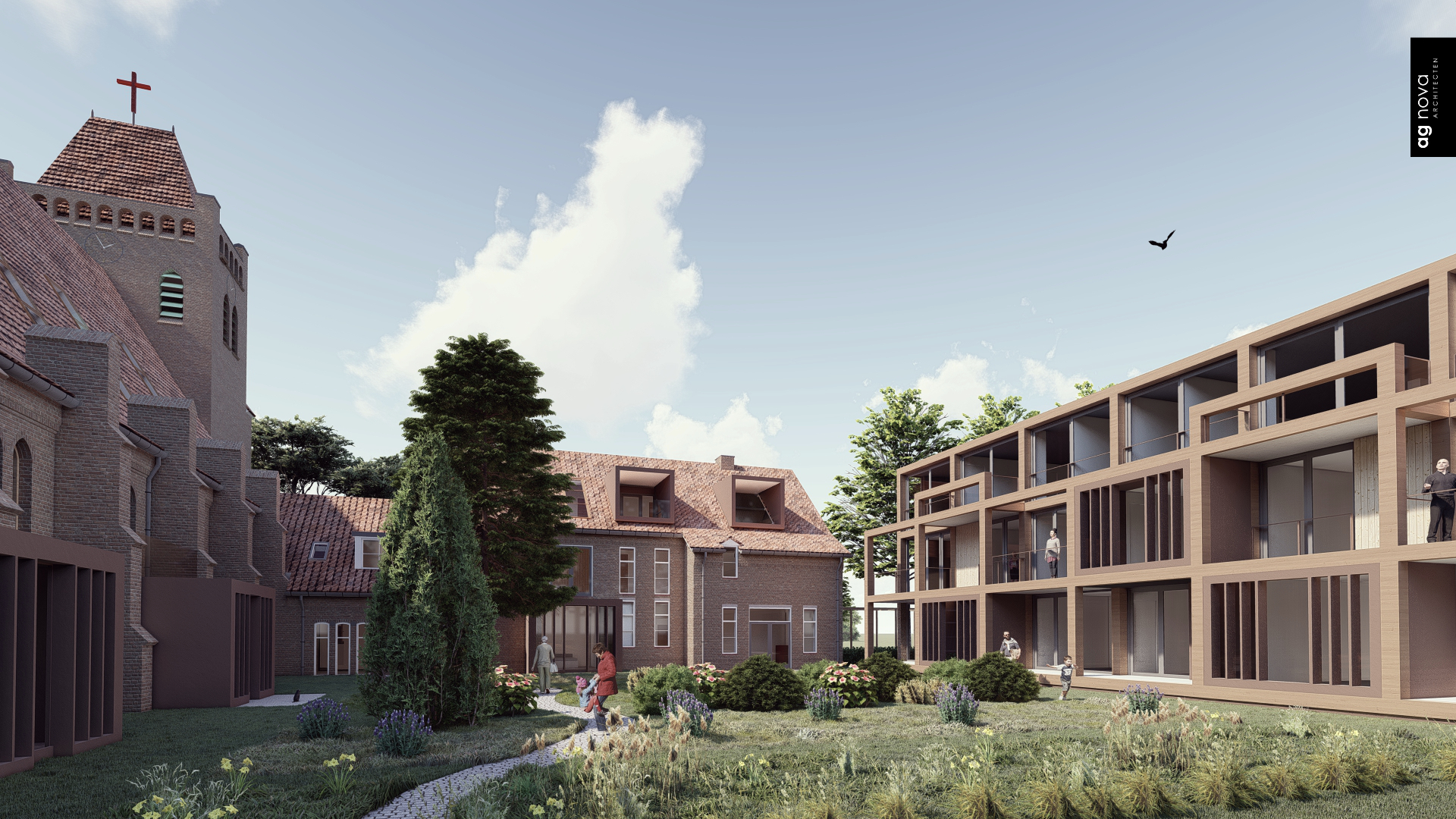 AG NOVA Architecten Apeldoorn Teresiakerk