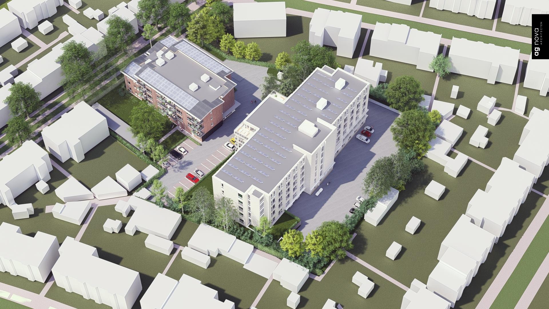 AG NOVA Architecten Hilversum St Carolus