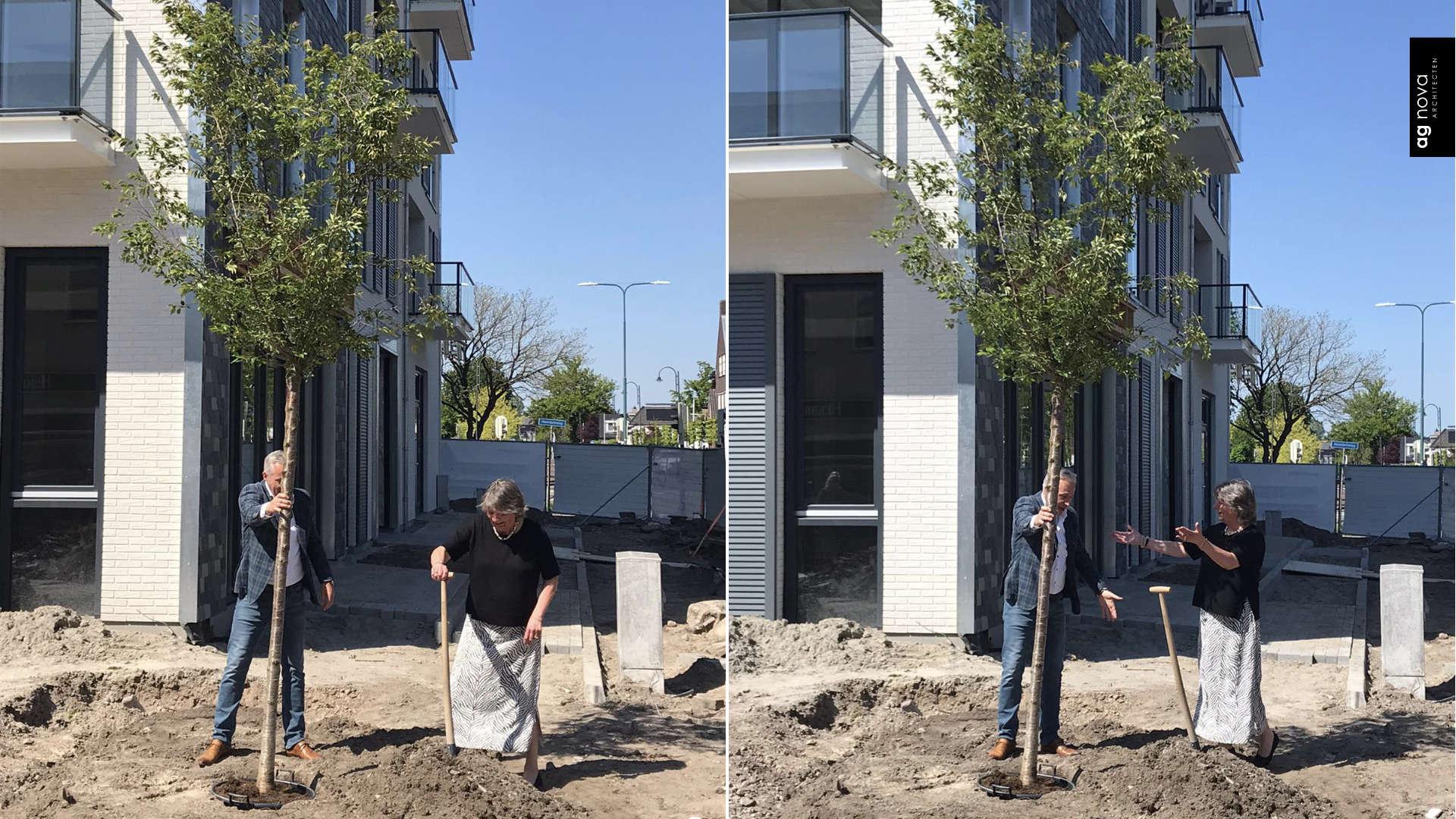 AGNOVA Architecten Opening De Hofstede Leusden
